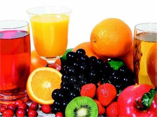 Cách pha chế nước ép trái cây ngon giải nhiệt mùa hè