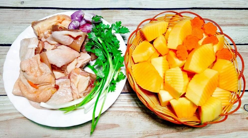 Cách nấu canh gà đu đủ thơm ngon mà vô cùng bổ dưỡng