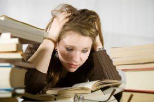 Cách giảm căng thẳng thần kinh trước khi thi