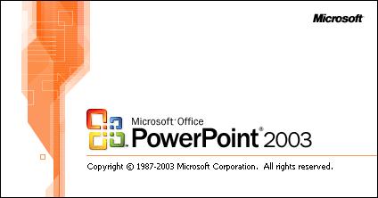 Cách làm bản thuyết trình bằng powerpoint 2003 đơn giản