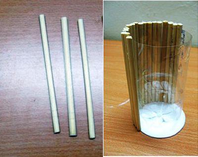 Cách làm lọ hoa bằng chai nhựa đơn giản cực xinh
