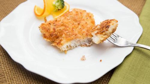 Cách làm món cá tẩm bột chiên xù vừa nhanh vừa ngon
