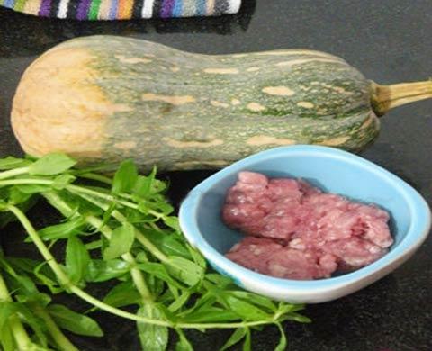 Cách làm canh bi đỏ thịt bằm ngon tuyệt hảo