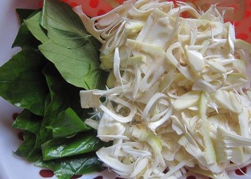 Cách nấu canh mít non lá lốt thơm ngon, bổ dưỡng