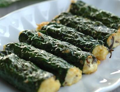 Cách làm món đậu phụ cuốn lá lốt ăn với cơm