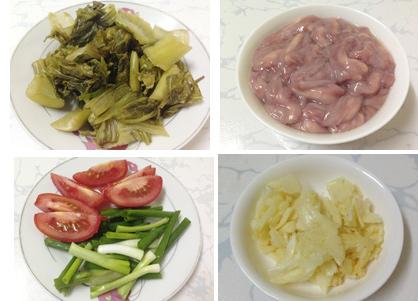 Cách làm dưa xào lòng lợn ngon ăn với cơm