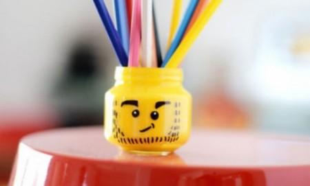 Cách làm hộp đựng bút xinh xắn