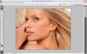 Cách làm cho mắt to hơn bằng photoshop đơn giản