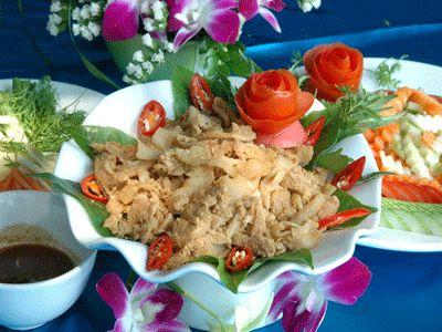 Cách làm thịt chua Phú Thọ ngon chuẩn vị