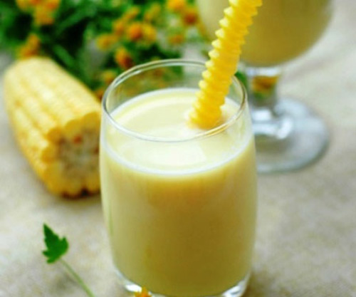 Cách làm sữa bắp thơm ngon nhiều năng lượng