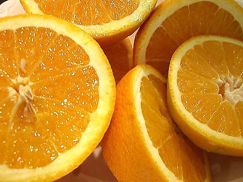 Cách làm thạch trái cam mát lạnh, đẹp mắt