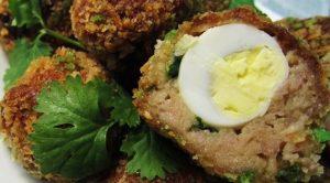 Cách làm món thịt bọc trứng thơm ngon ngon đậm đà