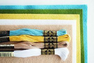 Cách làm túi đựng điện thoại bằng vải dạ cực đẹp