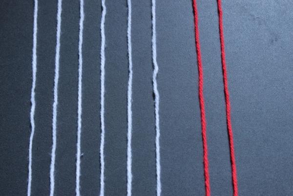 Cách làm vòng tay handmade bằng len đơn giản, tuyệt đẹp