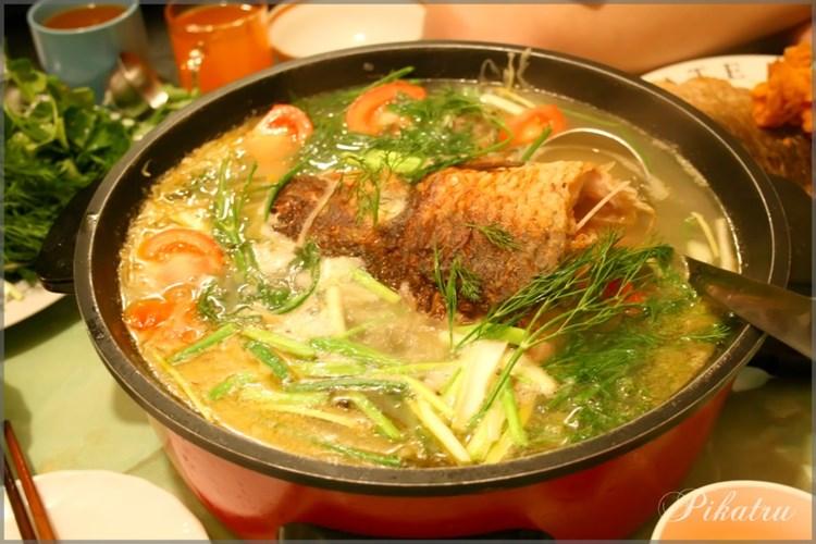 Cách nấu canh cá dọc mùng lạ miệng, dễ ăn