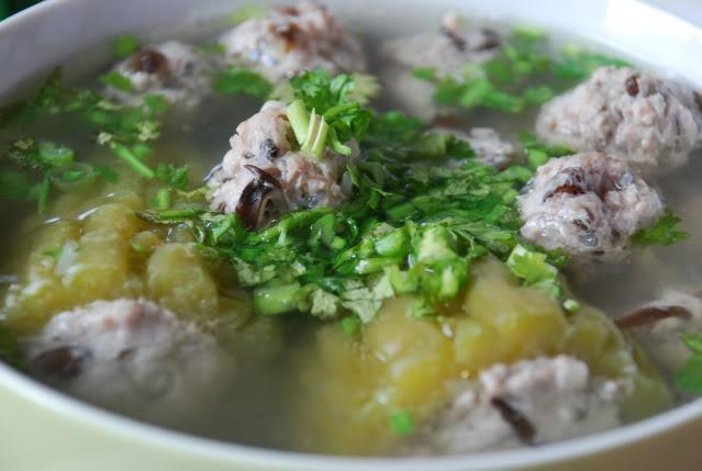 Cách nấu canh mướp đắng nhồi thịt ngon mà bổ dưỡng