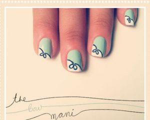 Cách sơn móng tay đơn giản siêu dễ thương