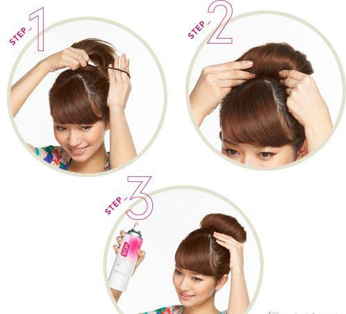 Cách tạo kiểu cho tóc dài mùa hè đơn giản, cực xinh yêu