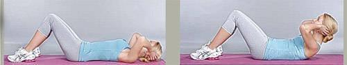 Cách tập thể dục giảm mỡ bụng hiệu quả
