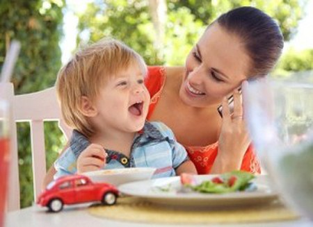 Cách trị biếng ăn cho trẻ em hiệu quả