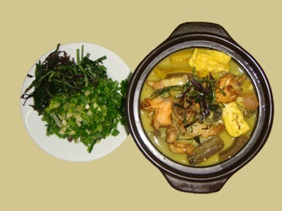 3 Cách nấu canh ốc chuối đậu ăn với bún cực ngon ngày trở lạnh