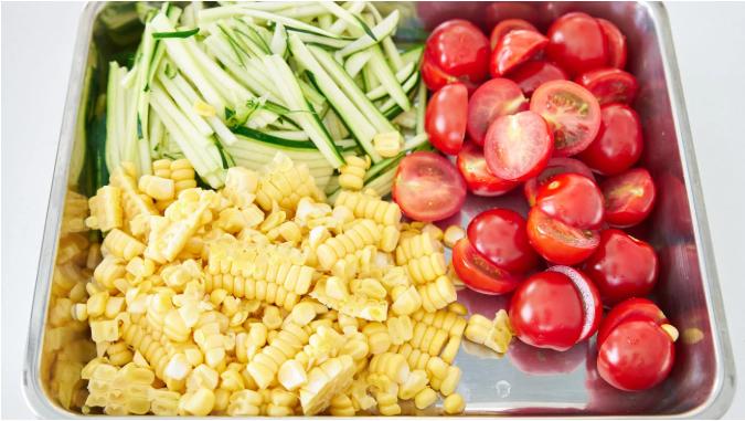 Mách bạn cách làm mỳ spaghetti rau củ thơm ngon bổ dưỡng
