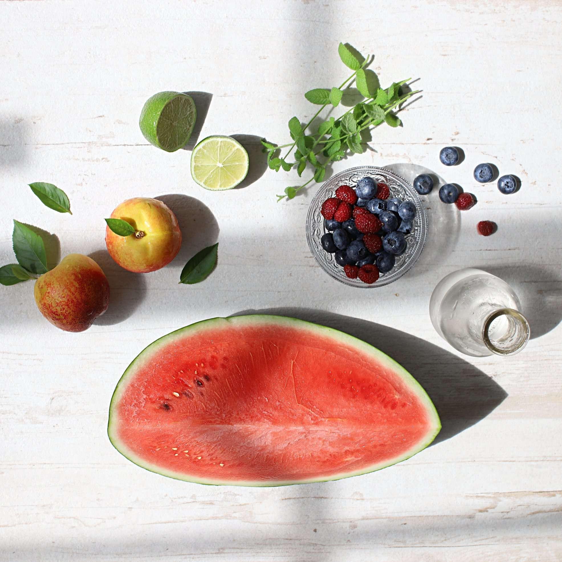 Sau bữa tối hãy thử món tráng miệng trái cây độc đáo này nhé!