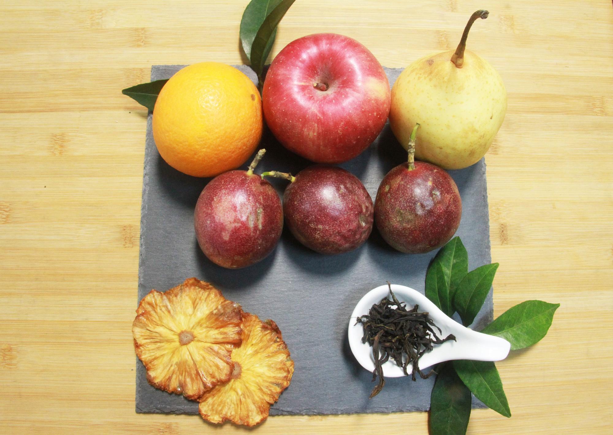 Hướng dẫn cách làm trà trái cây thơm nức uống vừa ngon lại vừa đẹp da